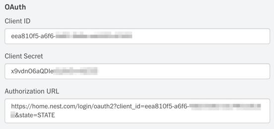 Detalles de OAuth