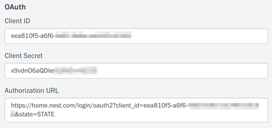 OAuth подробности