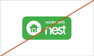 Works with Nest badge use