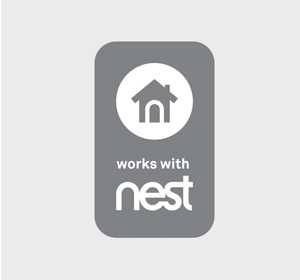 Works with Nest badge preferred use