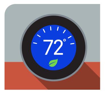 Sterowanie termostatem